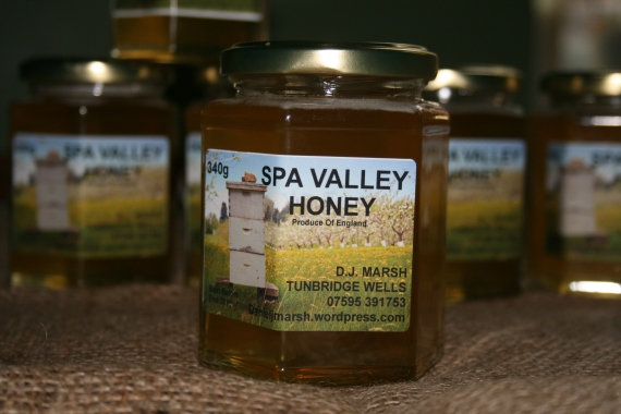 Spa Valley Honey